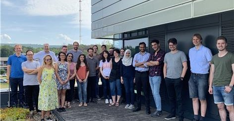JEMRIS Workshop (17-18/6/2019) - Group photo