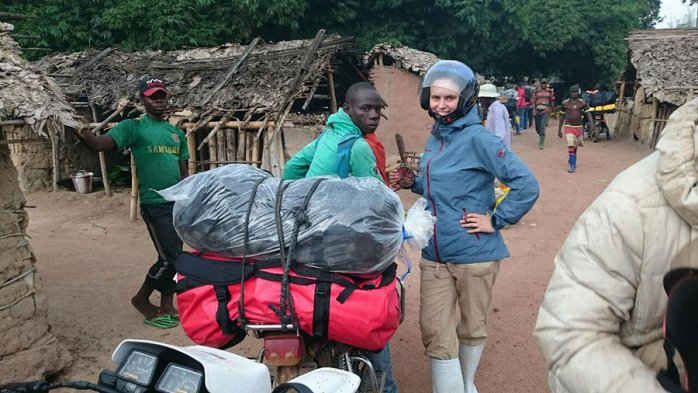 EVECO scientists head to remote province in Congo with an international team in search of the source of the recent Ebola infection.