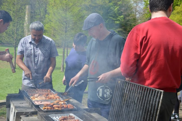 CMT barbecue