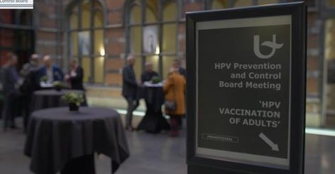 HPV Vaccination of Adults: Impact, Opportunities and Challenges - November 2019