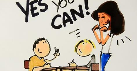 Yes You Can! Ontdek wat studenttutoring is