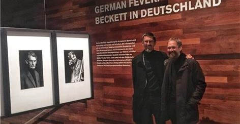 German Fever. Beckett in Deutschland (Exposition at German Literary Archive Marbach)